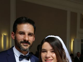 Le mariage de Christine & Filipe  et Da Silva