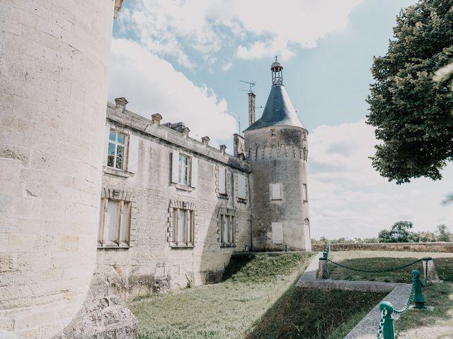 Le mariage de Jean Michel et Sarah à Jonzac, Charente Maritime 10