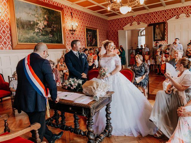 Le mariage de Jean Michel et Sarah à Jonzac, Charente Maritime 19