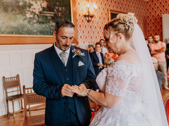 Le mariage de Jean Michel et Sarah à Jonzac, Charente Maritime 21