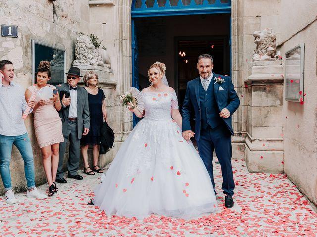 Le mariage de Jean Michel et Sarah à Jonzac, Charente Maritime 24