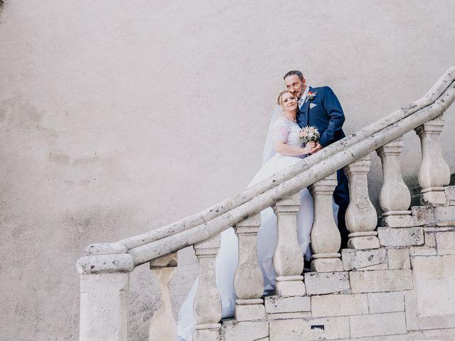 Le mariage de Jean Michel et Sarah à Jonzac, Charente Maritime 25
