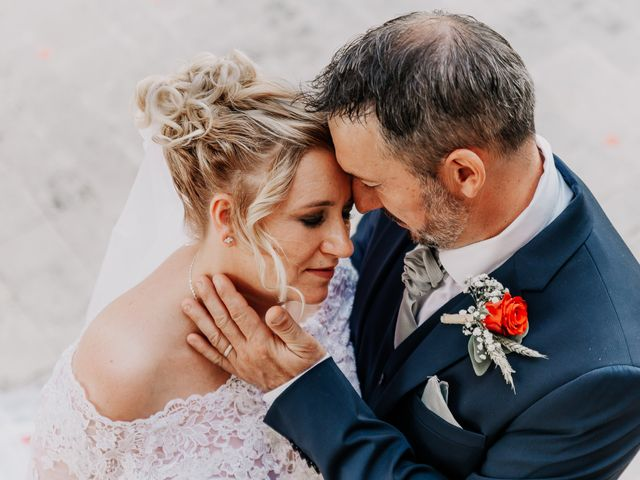 Le mariage de Sarah et Jean Michel