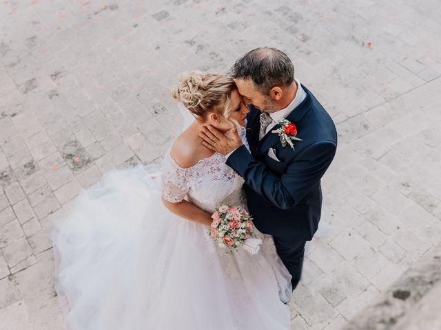 Le mariage de Jean Michel et Sarah à Jonzac, Charente Maritime 28