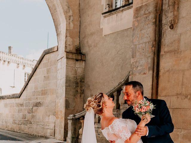 Le mariage de Jean Michel et Sarah à Jonzac, Charente Maritime 29