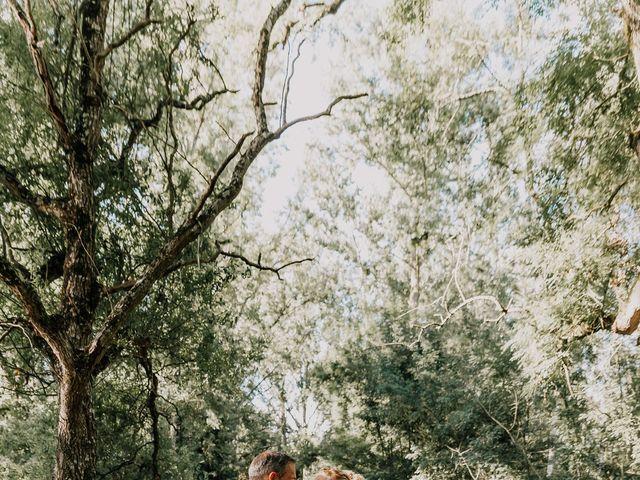 Le mariage de Jean Michel et Sarah à Jonzac, Charente Maritime 35
