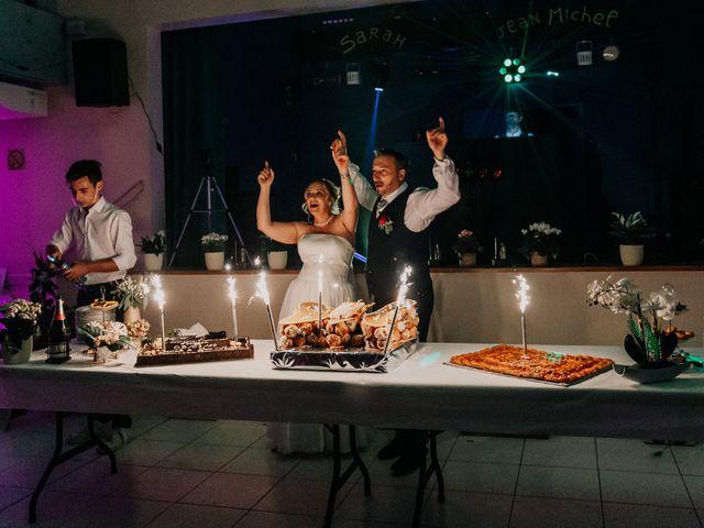 Le mariage de Jean Michel et Sarah à Jonzac, Charente Maritime 44