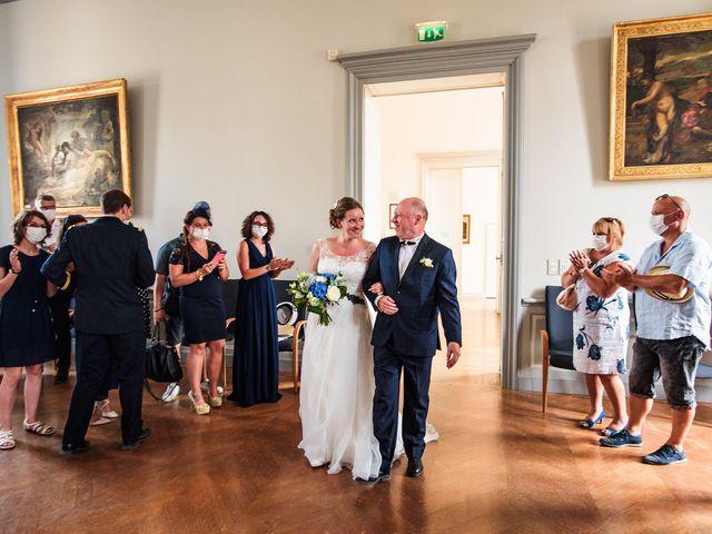 Le mariage de Marvin et Florane à Wassy, Haute-Marne 1