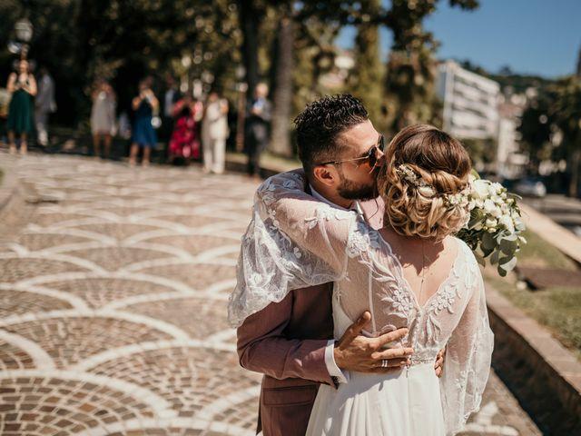 Le mariage de Julien et Celia à Taradeau, Var 30