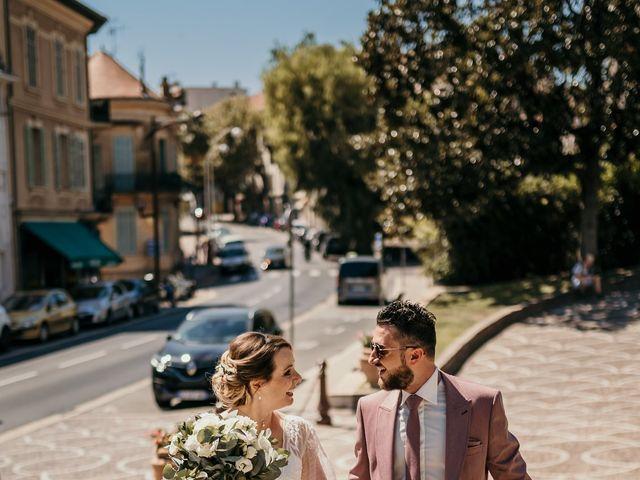 Le mariage de Julien et Celia à Taradeau, Var 31