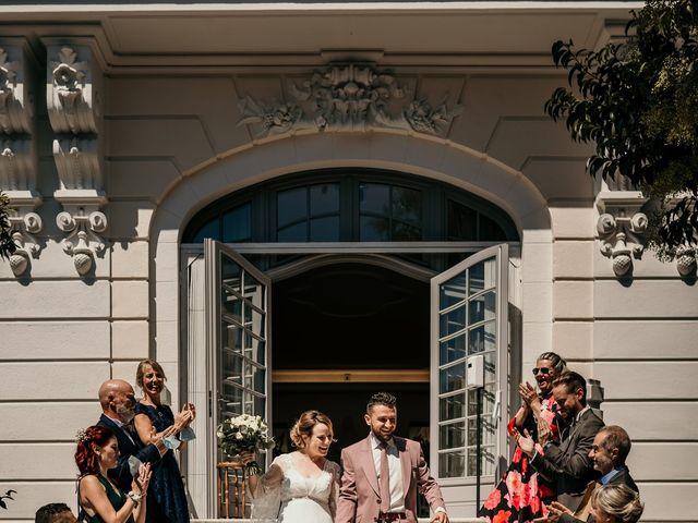 Le mariage de Julien et Celia à Taradeau, Var 37