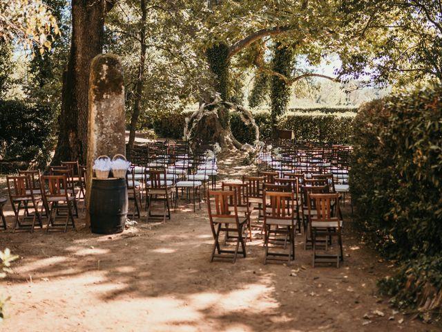Le mariage de Julien et Celia à Taradeau, Var 1