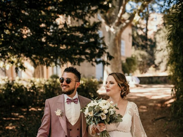 Le mariage de Julien et Celia à Taradeau, Var 45