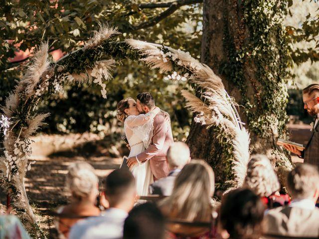 Le mariage de Julien et Celia à Taradeau, Var 50