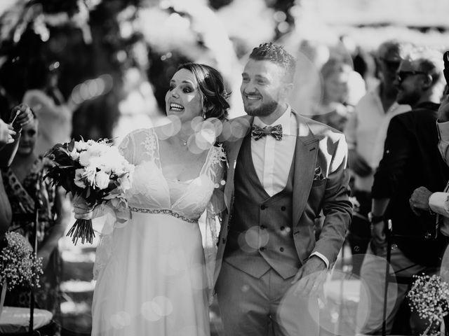 Le mariage de Julien et Celia à Taradeau, Var 55