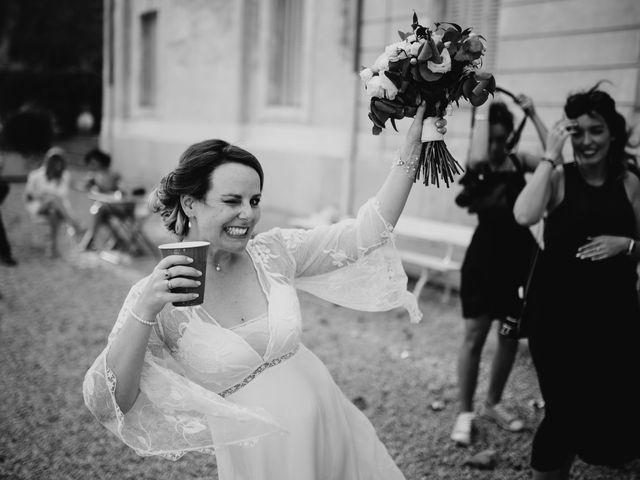Le mariage de Julien et Celia à Taradeau, Var 56