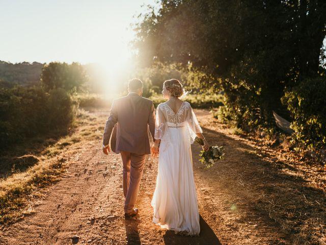 Le mariage de Julien et Celia à Taradeau, Var 61