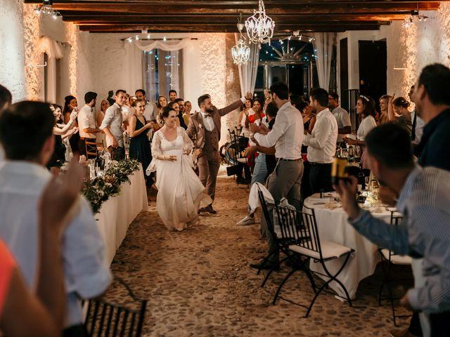 Le mariage de Julien et Celia à Taradeau, Var 67