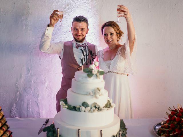 Le mariage de Julien et Celia à Taradeau, Var 74