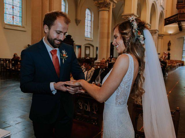 Le mariage de Julia et Thomas