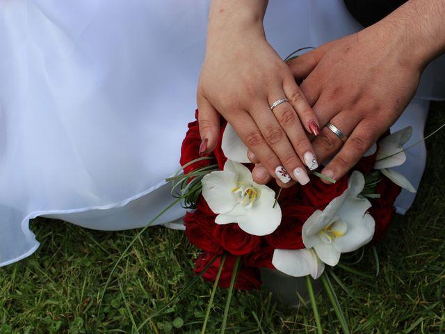 Le mariage de mickael et marjolaine à Bannegon, Cher 6