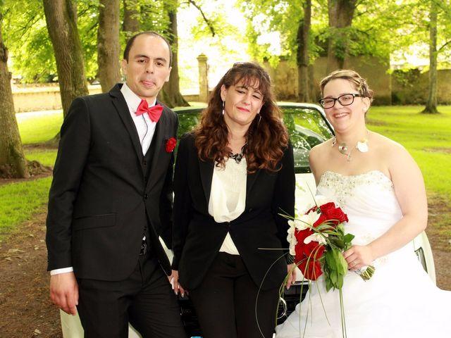 Le mariage de mickael et marjolaine à Bannegon, Cher 11
