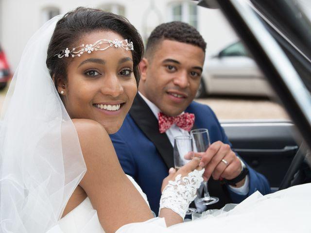 Le mariage de Madina et Alister à Paris, Paris 149