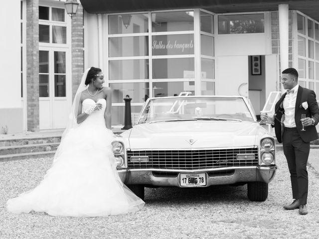Le mariage de Madina et Alister à Paris, Paris 150