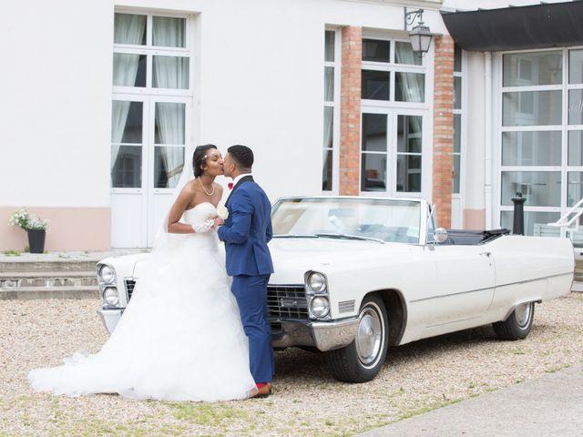 Le mariage de Madina et Alister à Paris, Paris 153