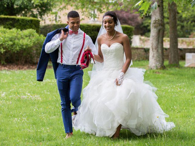 Le mariage de Madina et Alister à Paris, Paris 180