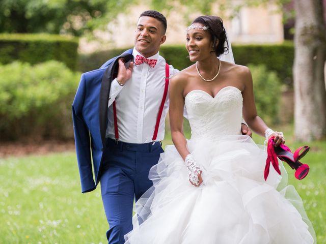 Le mariage de Madina et Alister à Paris, Paris 200