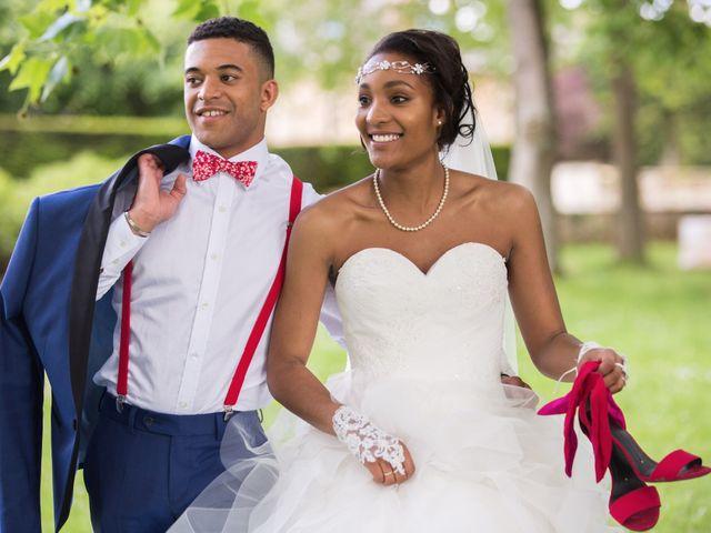 Le mariage de Madina et Alister à Paris, Paris 202
