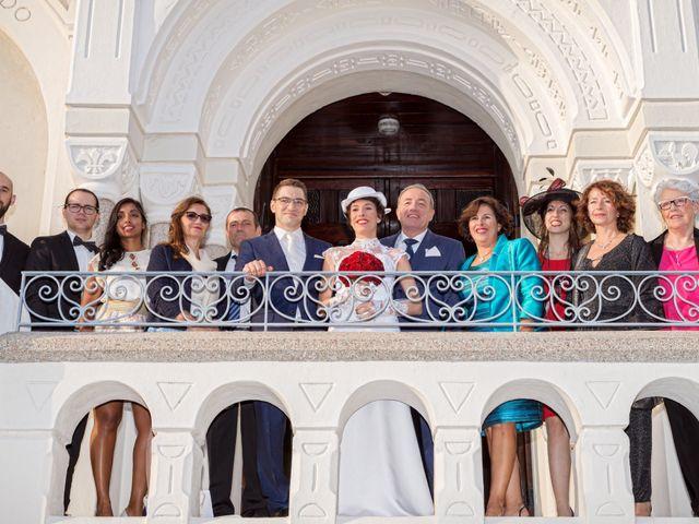 Le mariage de Jones et Laurencia à Ajaccio, Corse 19
