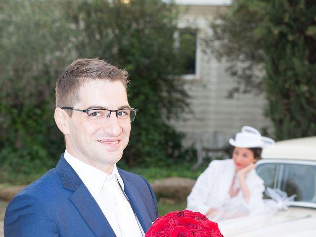 Le mariage de Laurencia et Jones