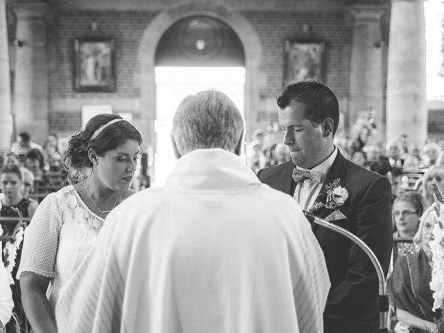 Le mariage de Andy et Rachel à Lille, Nord 15