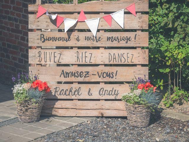 Le mariage de Andy et Rachel à Lille, Nord 17