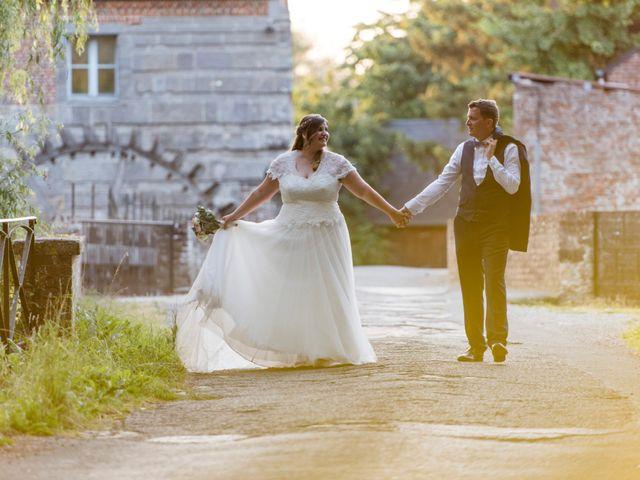 Le mariage de Antoine et Camille à Saint-Rémy-du-Nord, Nord 1