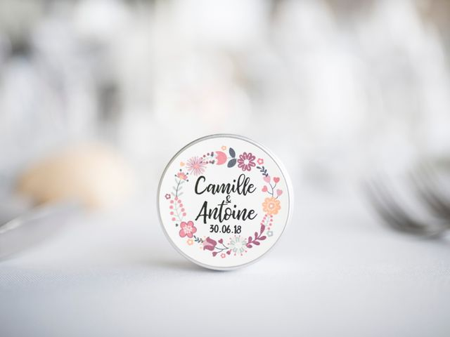 Le mariage de Antoine et Camille à Saint-Rémy-du-Nord, Nord 22