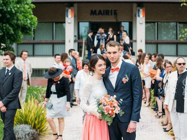 Le mariage de Vivien et Aurore à Agen, Lot-et-Garonne 40