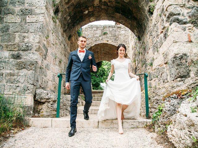 Le mariage de Vivien et Aurore à Agen, Lot-et-Garonne 80