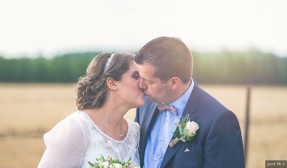 Le mariage de Andy et Rachel à Lille, Nord