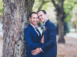 Le mariage de Ludovic et Arnaud