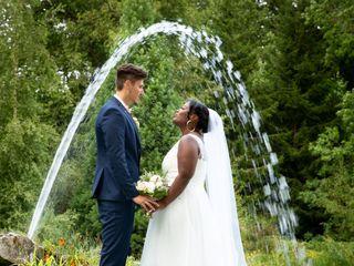 Le mariage de Naomie et Romain