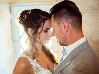 Le mariage de Manon et Edgard