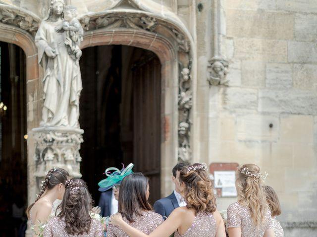 Le mariage de Benoist et Chrystine à Villers en Arthies, Val-d'Oise 4