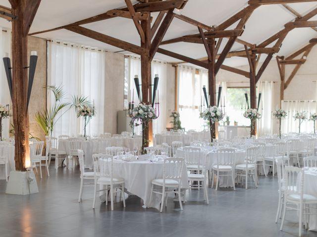 Le mariage de Benoist et Chrystine à Villers en Arthies, Val-d'Oise 1