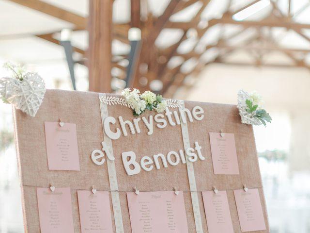 Le mariage de Benoist et Chrystine à Villers en Arthies, Val-d'Oise 6