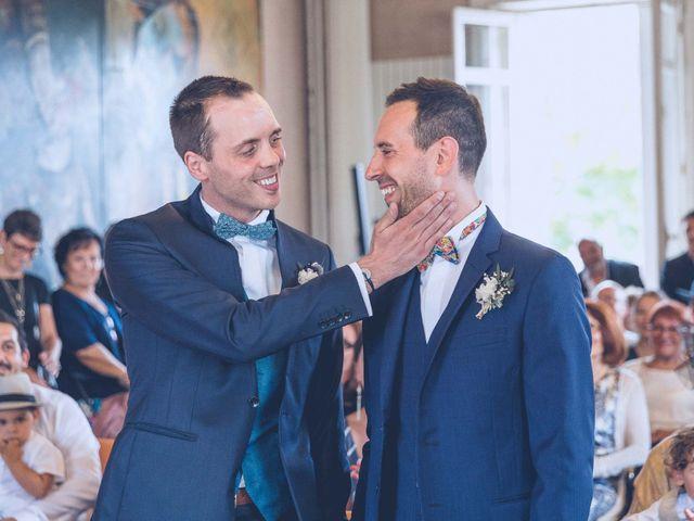 Le mariage de Arnaud et Ludovic à Lormont, Gironde 13