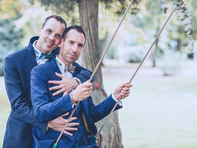 Le mariage de Arnaud et Ludovic à Lormont, Gironde 16