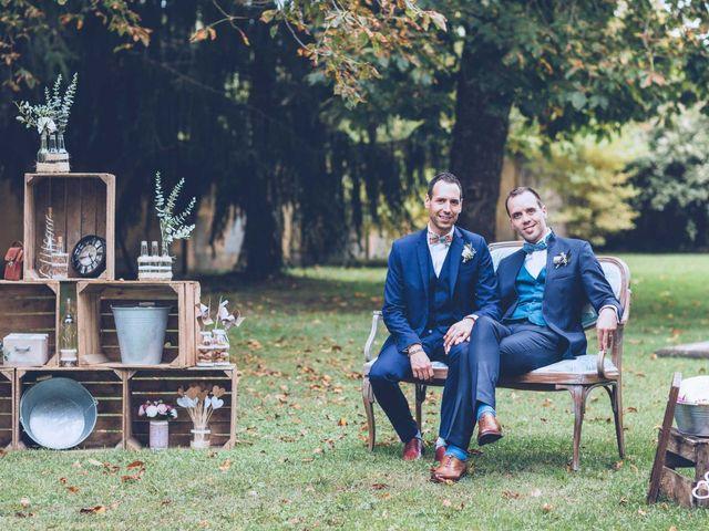 Le mariage de Arnaud et Ludovic à Lormont, Gironde 2